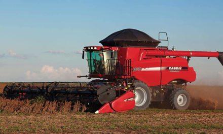 Case IH apresenta portfólio de soluções para colheita de grãos na AgroBrasília