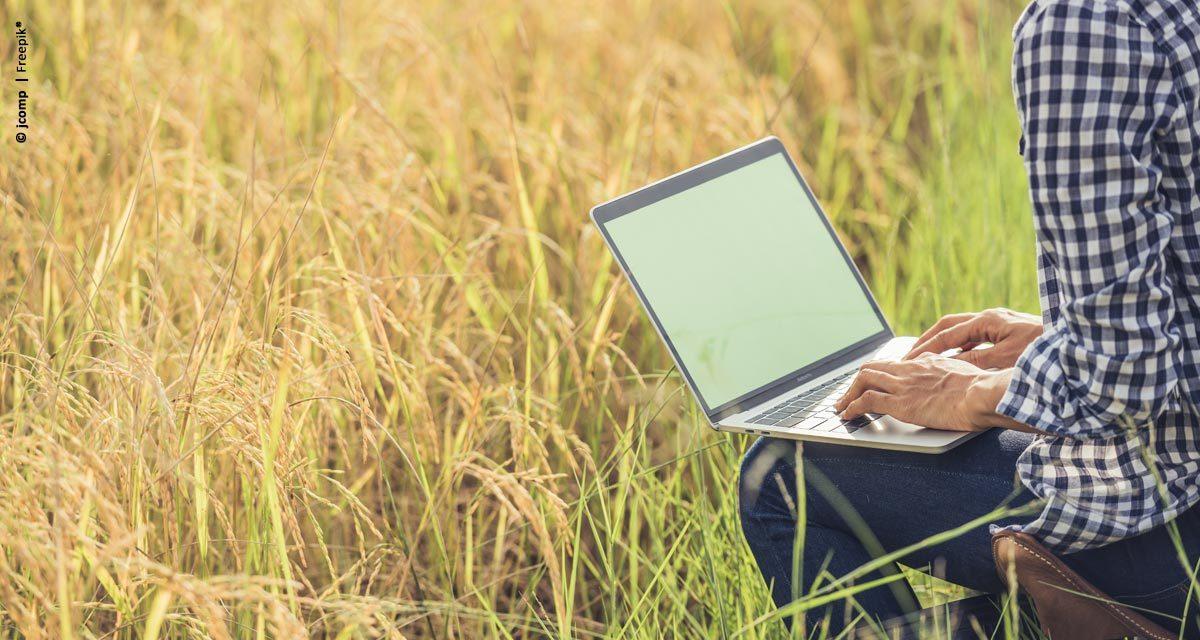 Plataforma de gestão agrícola chega no campo