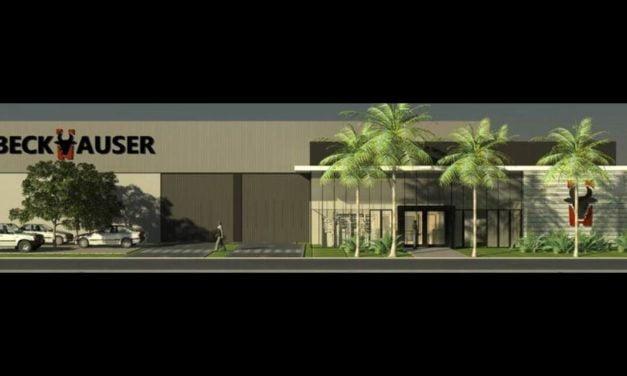 Fábrica da Beckhauser em Maringá deve ficar pronta até o final do ano