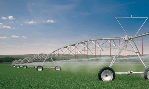 Brasil receberá tecnologia para tornar agricultura irrigada mais sustentável