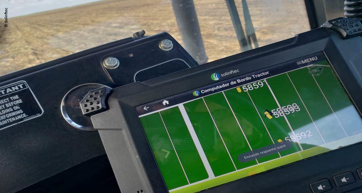 Solinftec e Growmark anunciam parceria que aumentará a eficiência da cooperativa agrícola nos EUA