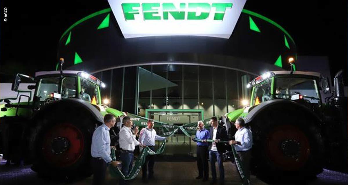 Divisão Fendt é inaugurada em Sorriso (MT), coração da agricultura brasileira