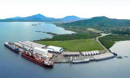 Expansão vai dobrar capacidade de movimentação de terminal no Porto de Antonina