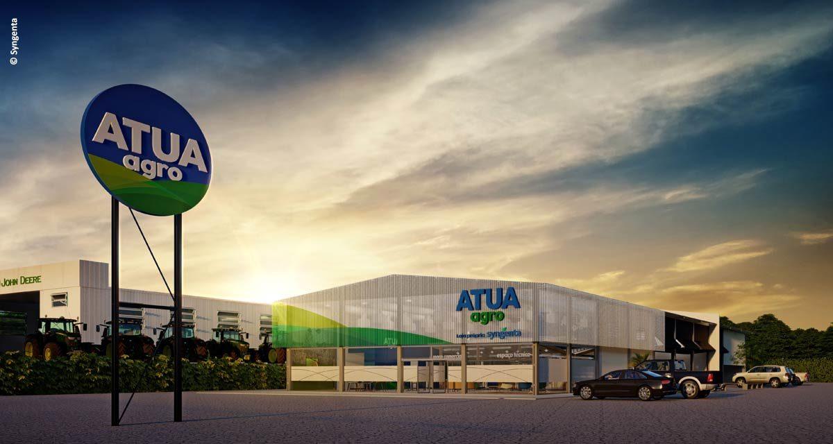 Syngenta inaugura primeira loja própria, em Ijuí