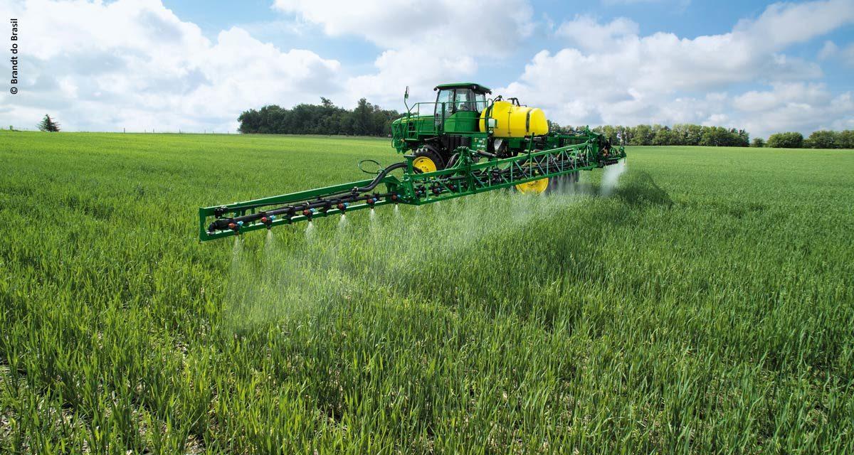 Silicone ajuda plantas a absorverem melhor os nutrientes aplicados por agricultores, explica técnico da Brandt do Brasil