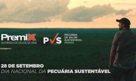 Em seu aniversário de 41 anos, Premix lança vídeo em apoio ao pecuarista brasileiro