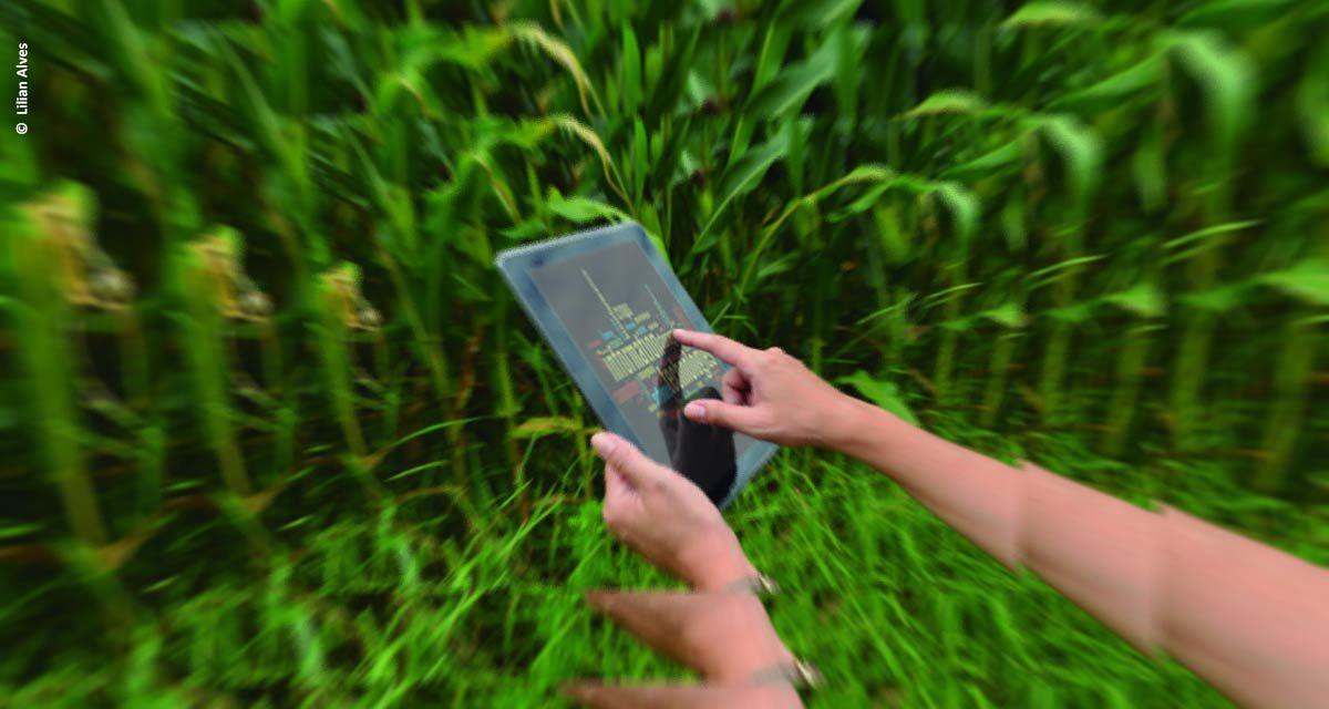 Agricultura – uma atividade em movimento