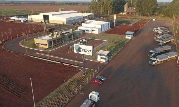 Nova fábrica de fertilizantes da HINOVE AGROCIÊNCIA entrou em operação no MS