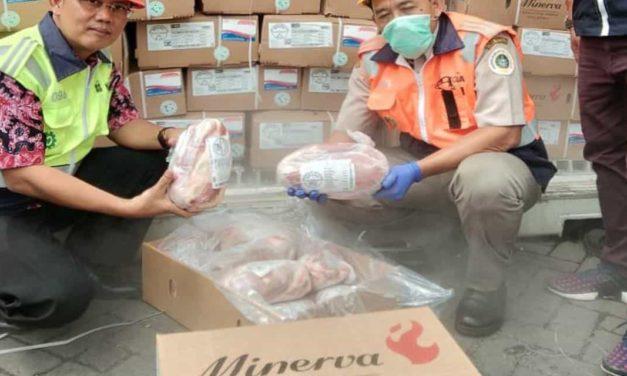 Primeiro lote de carne bovina da Minerva Foods chega na Indonésia