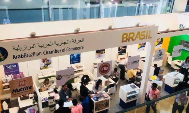 Brasil chega à Gulfood 2020 com 103 empresas e meta ambiciosa de negócios