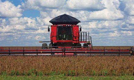 Pós-venda Case IH inclui novos itens NEXPRO para colheitadeiras de grãos
