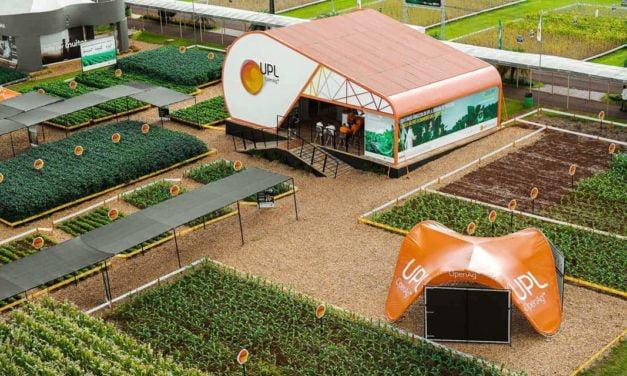 UPL levou ao Show Rural Coopavel tecnologias agrícolas para o aumento da produtividade na agricultura