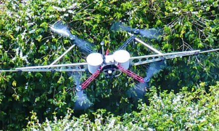 Empreendedores geram negócios com drones