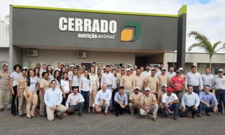 Chancela do Grupo De Heus marca produtos da Cerrado Nutrição Animal