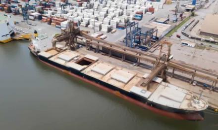 Imune ao coronavírus, movimentação de grãos deve crescer 20%  no Porto de Paranaguá