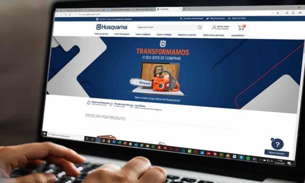Husqvarna lança plataforma de marketplace exclusiva