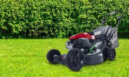 Cortador de grama Honda: novo modelo HRN216 oferece melhor performance e eficiência