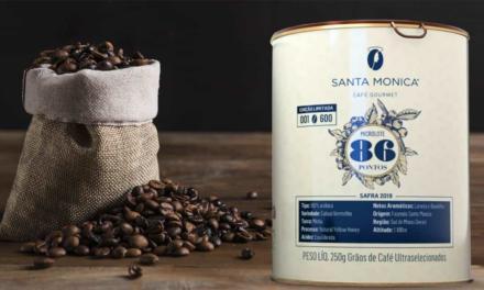 Café Santa Monica investe para dobrar a produção
