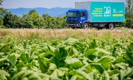 Agrotóxicos: programa retoma atividades de logística reversa no Centro Serra gaúcho