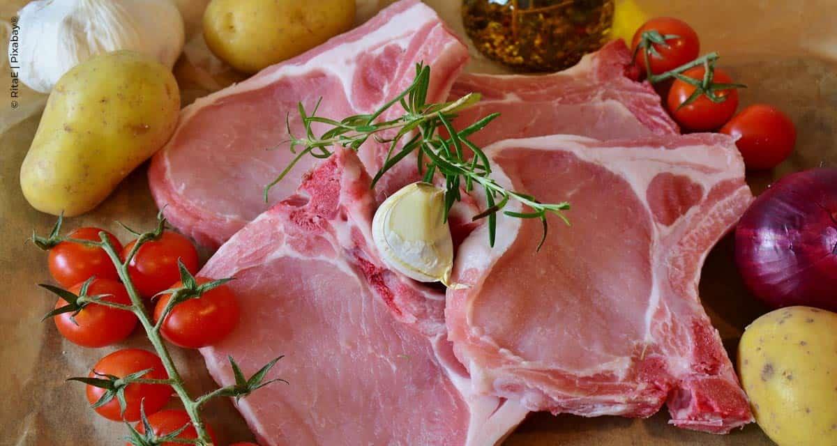 A produção e o consumo de carne suína no mundo