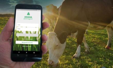 ADAMA lança aplicativo exclusivo para o manejo de pastagens