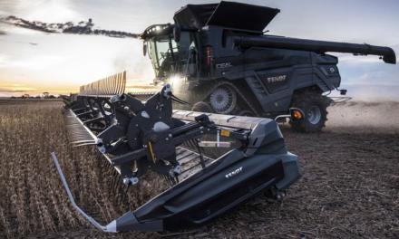 Fique por dentro da colheitadeira mais high tech do mundo