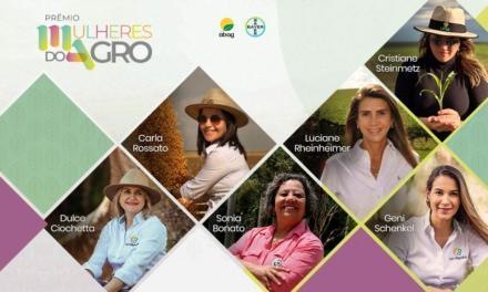 Produtoras rurais com histórias inspiradoras tornam-se  Embaixadoras do Prêmio Mulheres do Agro 2020