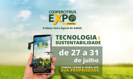 Maior feira digital do agro terá programação diversificada