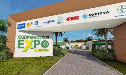 Condições imbatíveis e IOF zero garantem bons negócios na maior feira digital do agro