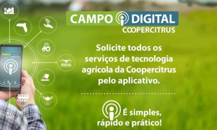 Novidades do Aplicativo Campo Digital serão lançadas na Coopercitrus Expo Digital
