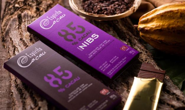 Espírito Cacau comemora Dia Mundial do Chocolate com linha 100% natural
