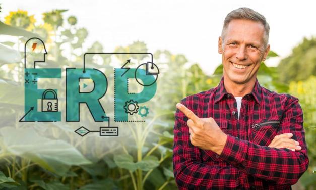 A importância do ERP na gestão do agronegócio