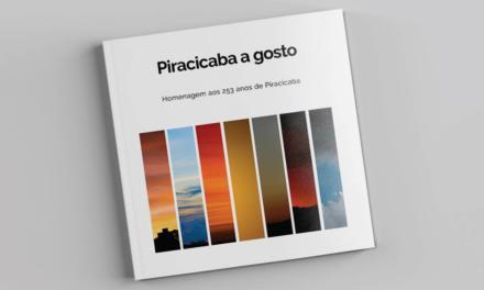 Revista digital homenageia Piracicaba pelos 253 anos