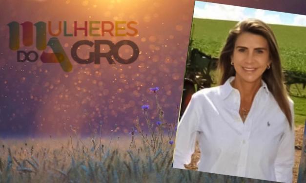 Tecnologia na produção é marca da Embaixadora do  Prêmio Mulheres do Agro