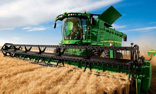 Mercado de tintas industriais auxilia na eficiência e na qualidade do agronegócio brasileiro