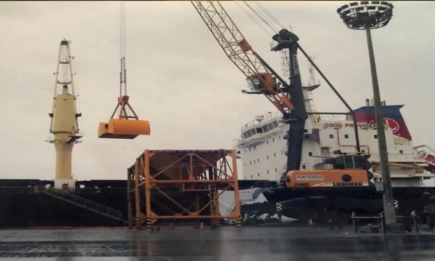 Importação de fertilizantes cresce no Paraná e reflete em melhorias das operações portuárias