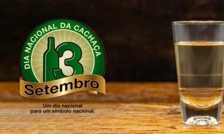 A cachaça e o seu Dia Nacional: 13 de setembro!