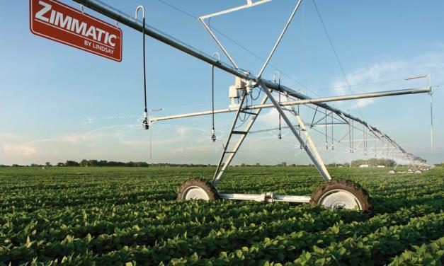 É a hora do produtor já começar a planejar o manejo de irrigação na soja