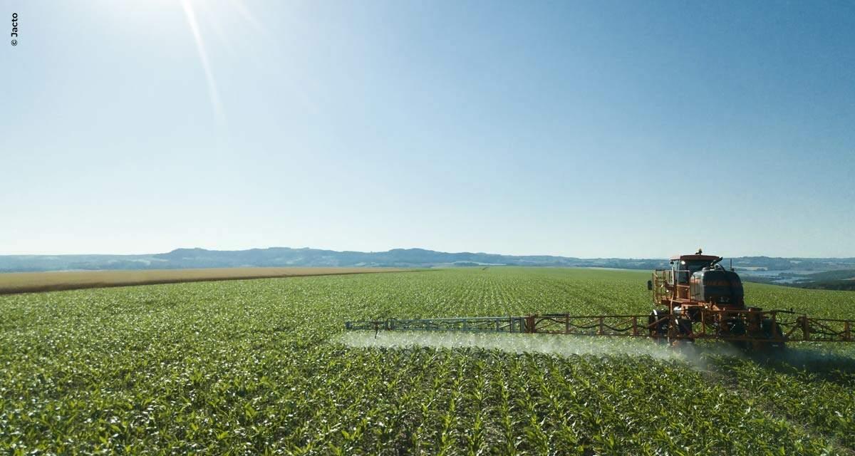 Koppert e Jacto firmam parceria para o desenvolvimento de tecnologias de aplicação de produtos biológicos