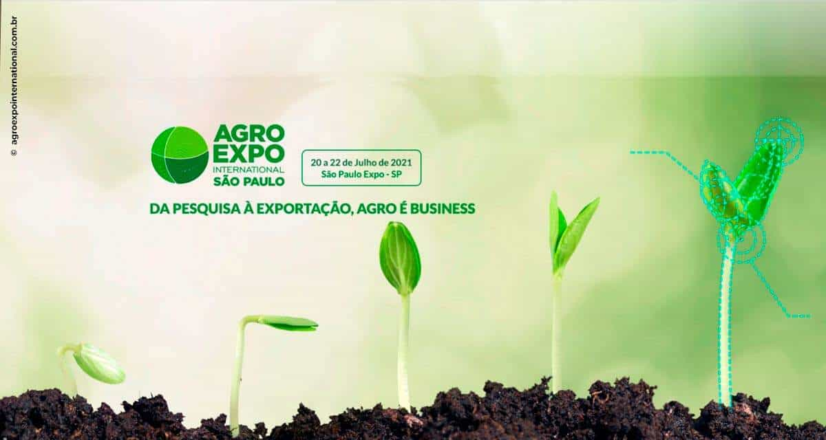 Agro Expo International tem nova data em 2021