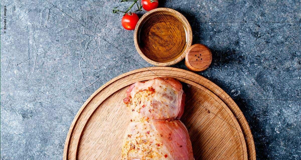 Festas de fim de ano fomentam indústria de carne suína no Brasil