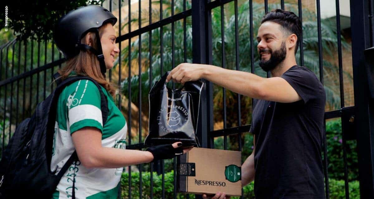 Nespresso leva solução de reciclagem para cada consumidor da marca no Brasil