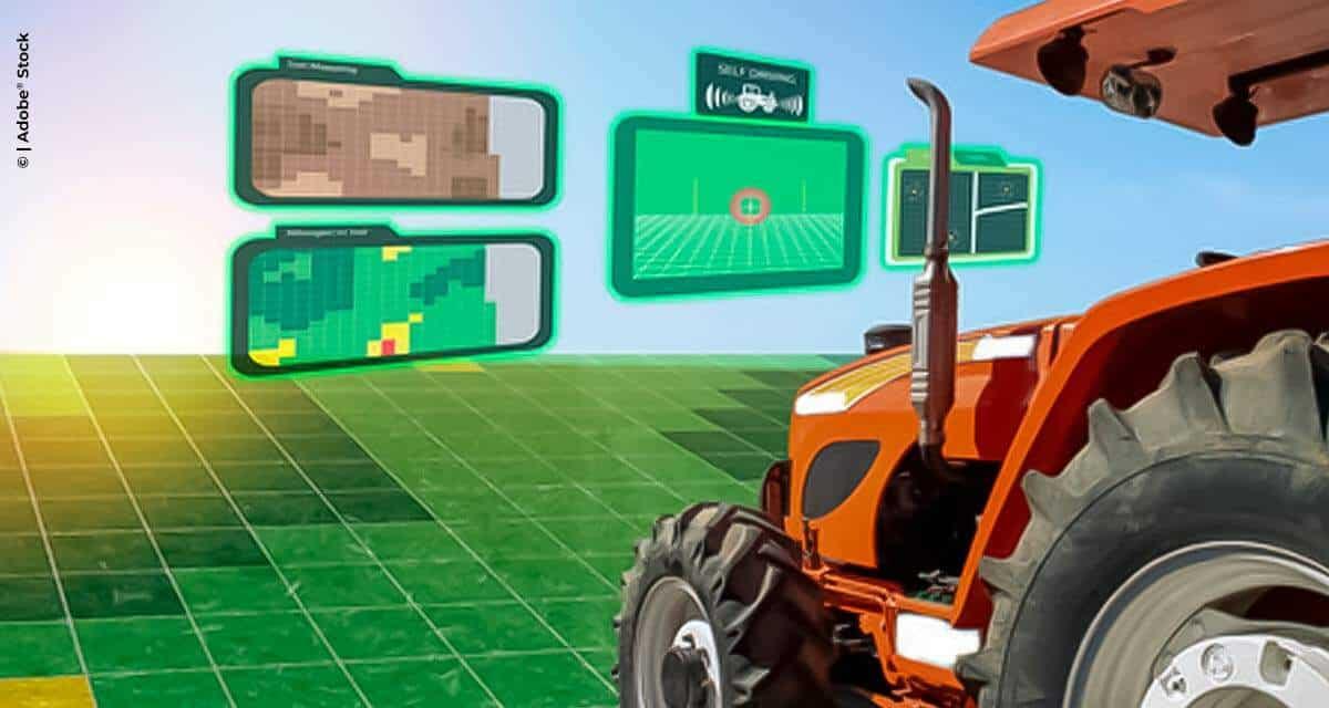 Como a tecnologia pode evitar prejuízos na lavoura