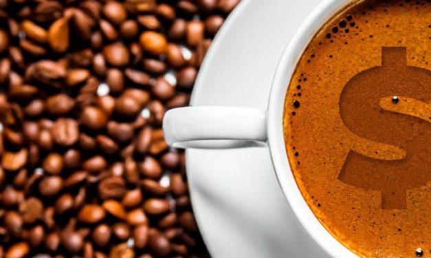 Faturamento das lavouras dos Cafés do Brasil atinge mais de R$ 34 bi
