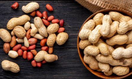 Exportação de amendoim in natura cresce 38% em 2020