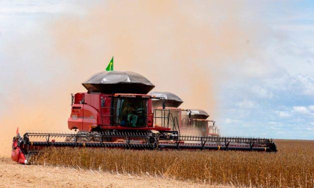 Axial-Flow Série 250 Automation é destaque na Abertura Oficial da Colheita de Soja no Piauí