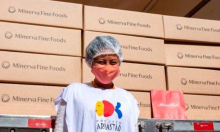 Minerva Foods renova parceria com o Projeto Arrastão, no Campo Limpo/SP