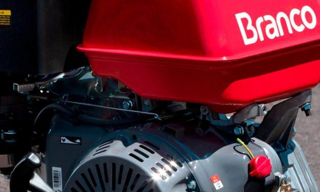 Branco apresenta ao mercado a nova linha de motores multicilindros movidos a diesel