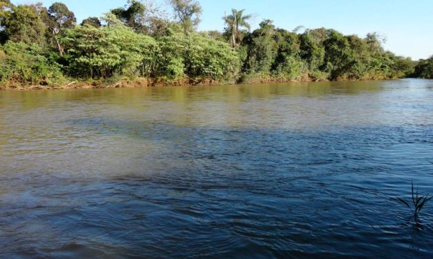 Embrapa monitora resíduos de agrotóxicos no Rio Dourados, em MS