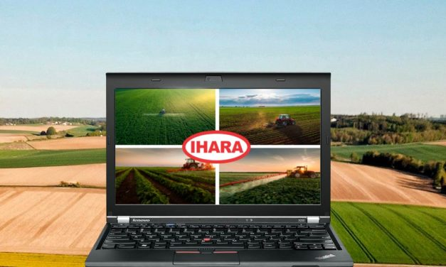 Nova temporada do Circuito IHARA Digital 2021 com conteúdos relevantes e de interesse do agricultor brasileiro